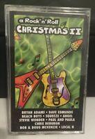 A Rock'n Roll Christmas II (1998) - Cassette