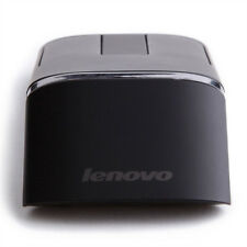 Lenovo N700 Dual Mode Wireless Bluetooth Touch Mouse Laser Pointer for PPT Black