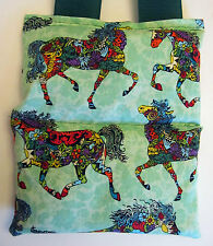 NEW! Microwaveable Reuseable Horse Themed Bit Warmer for Bridle Painted Ponies 2