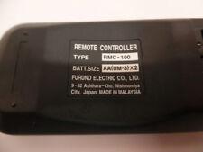 "FURUNO ""spare parts"" -telecomando navnet- remote control RMC-100"