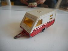 "Majorette Caravan ""Caravan Centrum Cromvoirt"" in Red/White"