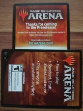 MTG Arena code from Core 2021 Prerelease Kit - redeem for six digital M21 packs