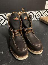 "Men's Thorogood 6"" Steel Toe WP Wedge Sole Work Boot (804-3600 - Size 11.5"