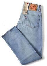 Jeans da uomo taglio classico, dritto Blu Taglia 34