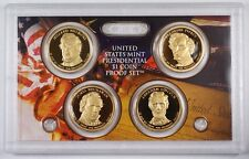 2010 United States Presidential Proof Set With Box and COA