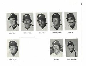 1970's Philadelphia Phillies Composite Team Issued Photo CUT Please Read RH