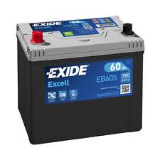 Batterie Exide EB605 12v 60AH 390A