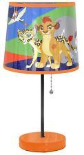NEW DISNEY THE LION KING GUARD KION SIMBA NALA KIARA U0026 RAFIKI STICK TABLE  LAMP.