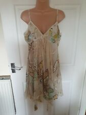ladies size 14 silk blend lined dress by Lipsy