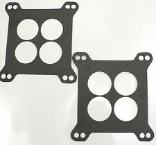 Holley Base Gaskets 4150/4160 4 Hole Edelbrock Quick Fuel Barry Grant Pair
