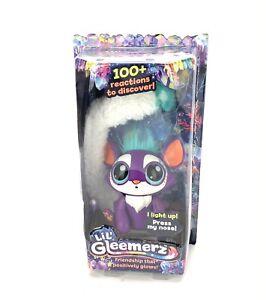 Lil Gleemerz Loomur Interactive Pet (Purple) - NEW