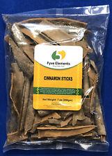 Cinnamon Sticks Flat 200gm / 7oz, USA Seller Free Shipping!