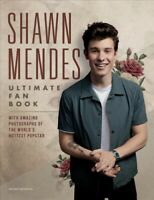 Shawn Mendes : Ultimate Fan Book, Hardcover by Croft, Malcolm, Brand New, Fre...