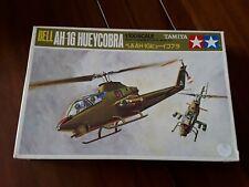 Tamiya Bell AH-1G Hueycobra Helicopter 1:100 Scale
