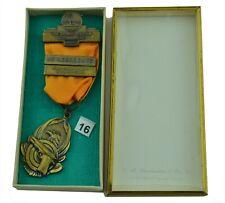 Corpus Christi Pistol & Rifle Club Shooting Competition Medal Ribbon Award #16