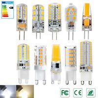 G4 G9 LED Capsula 2W 5W 6W 9W lampadine di  Lampada Alogena Risparmio Energetico