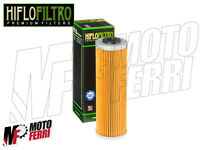 MF1665 - FILTRO OLIO HIFLO HF158 KTM LC8 950 990 RC8 ADVENTURE R 1190 SUPER DUKE