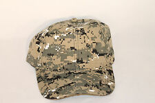 Digital Camo Beige Hunting Ball Cap Hat TRUE 211