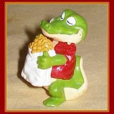 Ferrero,Überraschungseier,Ü-Ei,Die Crazy Crocos,Krokodil,1992,top Zustand