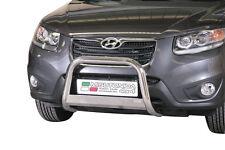 "Hyundai Santa Fe 2010-2012 Ø63 BULL BAR NUDGE BAR LEGAL""CE APPROVED"" Frontbügel"