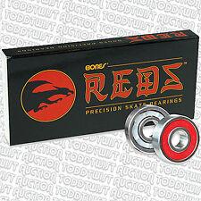 Bones Reds - Roller Derby Skate Bearings - Set of 16