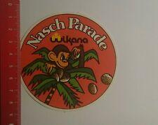Aufkleber/Sticker: Nasch Parade wikana (181016196)