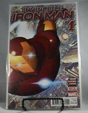 Invincible Iron Man #1 Marvel Comics NM