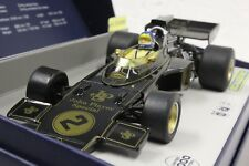 SCALEXTRIC C3703A LOTUS 72 F1 1973 SERIAL NUMBER LIMITED EDITION 1/32 SLOT CAR
