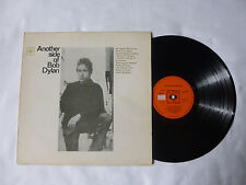 BOB DYLAN ~ ANOTHER SIDE OF... ~ 1967 UK CBS STEREO FOLK VINYL LP ~ NICE AUDIO