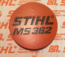 Stihl ms362  model tag badge emblem name plate  NEW OEM
