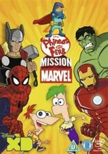 Walt Disney - Phineas and Ferb:- Mission Marvel - NEW & SEALED - DVD