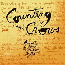 COUNTING CROWS - AUGUST AND EVERTHING AFTER (2LP)  2 VINYL LP NEW+