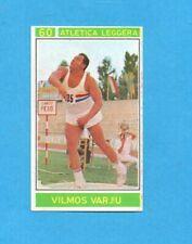 CAMPIONI dello SPORT 1967/68-Figurina n.60- VARJU -ATLETICA L.-Recuperata