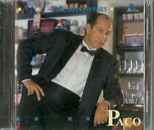 Paco Con Mis Penas Latin Music CD New
