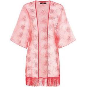 Triumph Dream Spotlight SS18 ROBE All-over lace kimono Sleepwear EU 38