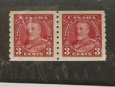 Canada Coil Pair VF, Scott# 229, MNH