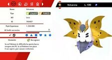 Volcarona Ultra Shiny Battle Ready Pokemon Sword - Shield, Pokemon Spada - Scudo