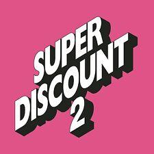 Etienne De Crecy - Super Discount 2 (Ltd 2LP Pink 180g Vinyl, 20th An.) NEU!