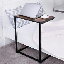 C Shape Coffee Table Sofa Side End Book Table Nightstand Living Room Bedroom UK