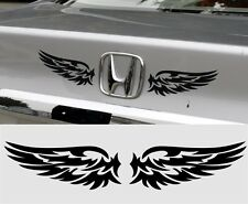 Car Angel Wings Birds Feather Flame Decal Vinyl Stickers CN63 for ACCORD CIVIC