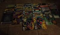 Marvel Spiderman comics lot! Amazing Spiderman 365. Venom,Scarlet Spider Kraven