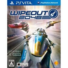 Used PS Vita WipEout 2048 Japan Import