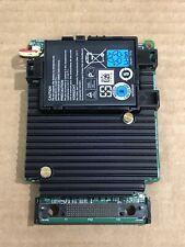 FOR DELL POWEREDGE R430 R Dell KMCCD PERC H730 Mini Mono 1GB NV Cache /& Battery