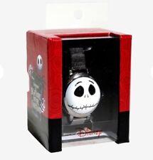 Disney The Nightmare Before Christmas Jack Skellington Mesh Metal Strap Watch