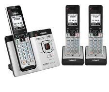 VTECH 15750 TRIPLE DECT6.0 WITH BLUETOOTH MOBILE CONNECT CORDLESS PHONE