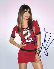 PRIYANKA CHOPRA signed autographed 11x14 NFL ATLANTA FALCONS photo
