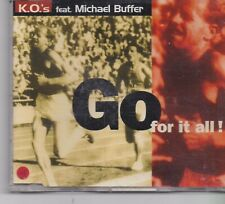 KOs feat Michael Buffer-Go For It All cd maxi single