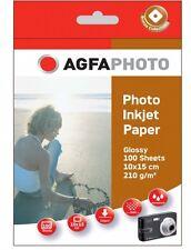 AgfaPhoto Photo Glossy Paper 210 G 10x15 Cm 100 Blatt