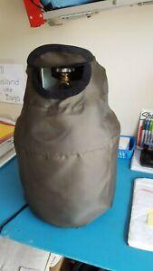 Gas Bags. Grey, 9 Kilo Gas Bottle Covers.