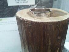 """ Homestead "" Ne. Size 10 1/4 Custom Made Coin Ring U.S. State Quarter"